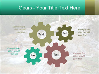 Dunn's River Fall PowerPoint Template - Slide 47