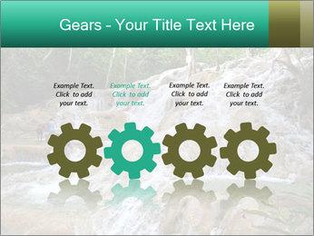 Dunn's River Fall PowerPoint Template - Slide 48