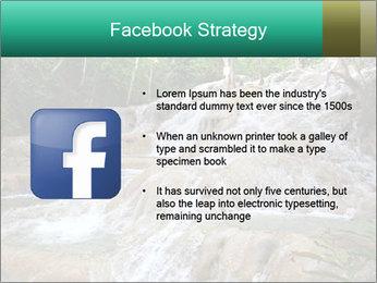 Dunn's River Fall PowerPoint Template - Slide 6