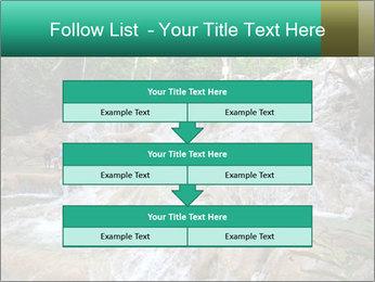 Dunn's River Fall PowerPoint Template - Slide 60