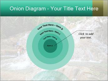 Dunn's River Fall PowerPoint Template - Slide 61