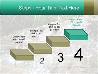 Dunn's River Fall PowerPoint Template - Slide 64