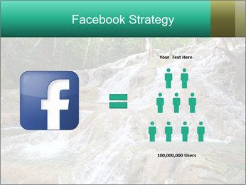 Dunn's River Fall PowerPoint Template - Slide 7