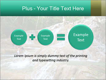 Dunn's River Fall PowerPoint Template - Slide 75