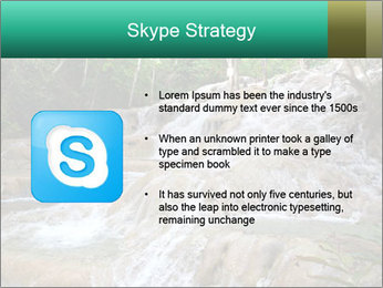 Dunn's River Fall PowerPoint Template - Slide 8