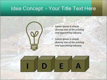 Dunn's River Fall PowerPoint Template - Slide 80
