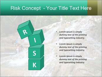 Dunn's River Fall PowerPoint Template - Slide 81