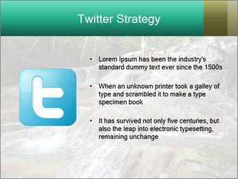 Dunn's River Fall PowerPoint Template - Slide 9
