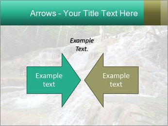 Dunn's River Fall PowerPoint Template - Slide 90