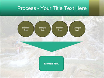 Dunn's River Fall PowerPoint Template - Slide 93