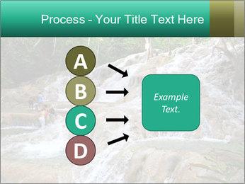 Dunn's River Fall PowerPoint Template - Slide 94