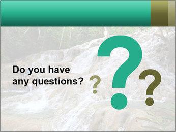 Dunn's River Fall PowerPoint Template - Slide 96