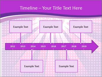 Pink Night Light PowerPoint Template - Slide 28