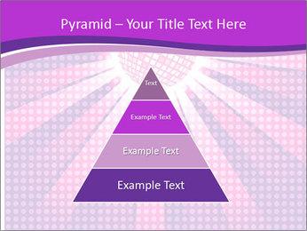 Pink Night Light PowerPoint Template - Slide 30
