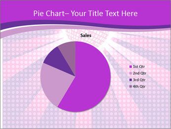 Pink Night Light PowerPoint Template - Slide 36