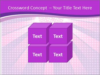 Pink Night Light PowerPoint Template - Slide 39