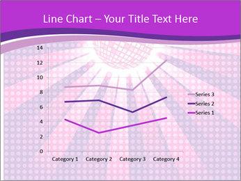 Pink Night Light PowerPoint Template - Slide 54