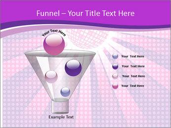 Pink Night Light PowerPoint Template - Slide 63