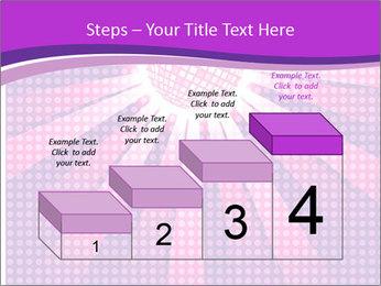 Pink Night Light PowerPoint Template - Slide 64