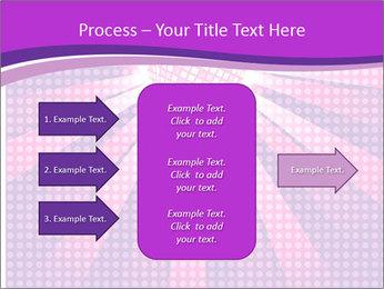 Pink Night Light PowerPoint Template - Slide 85