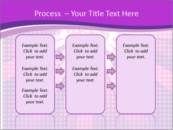 Pink Night Light PowerPoint Template - Slide 86
