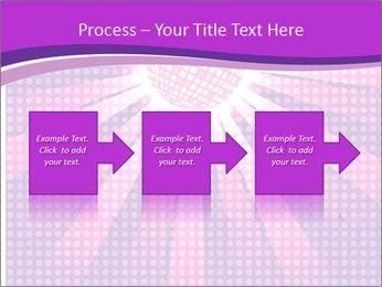 Pink Night Light PowerPoint Template - Slide 88