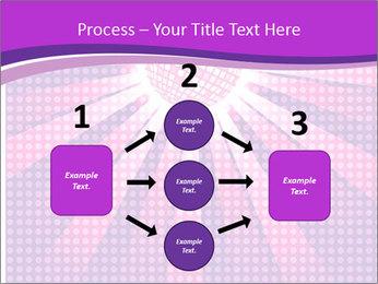 Pink Night Light PowerPoint Template - Slide 92