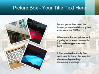 Villa In North America PowerPoint Template - Slide 23