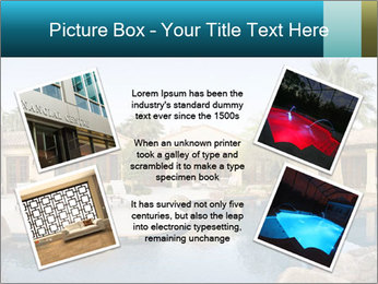 Villa In North America PowerPoint Template - Slide 24