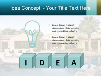Villa In North America PowerPoint Template - Slide 80