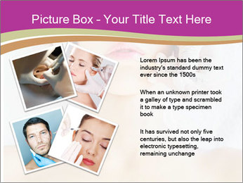 Face Beaity Therapy PowerPoint Templates - Slide 23