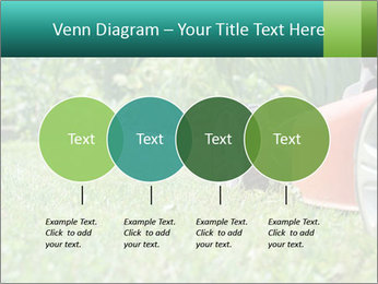 Green Grass In Garden PowerPoint Template - Slide 32