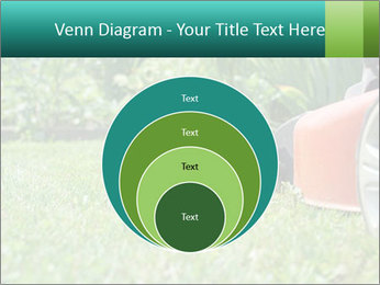 Green Grass In Garden PowerPoint Template - Slide 34