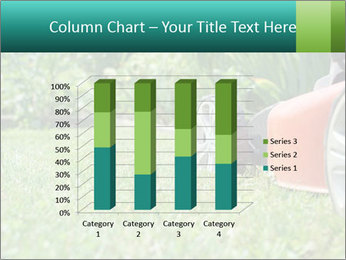 Green Grass In Garden PowerPoint Template - Slide 50