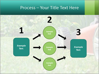 Green Grass In Garden PowerPoint Template - Slide 92
