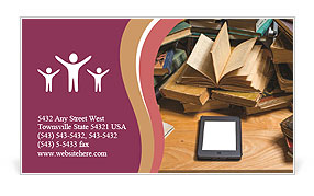 0000088925 Business Card Template