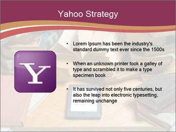 Tablet VS Books PowerPoint Template - Slide 11