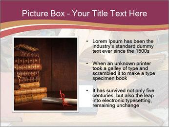 Tablet VS Books PowerPoint Template - Slide 13