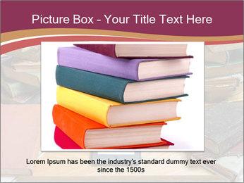 Tablet VS Books PowerPoint Template - Slide 16