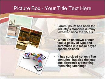 Tablet VS Books PowerPoint Template - Slide 17