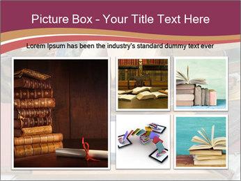 Tablet VS Books PowerPoint Template - Slide 19