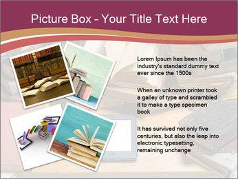 Tablet VS Books PowerPoint Template - Slide 23