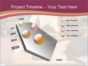 Tablet VS Books PowerPoint Template - Slide 26
