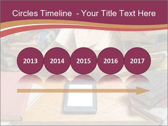 Tablet VS Books PowerPoint Template - Slide 29