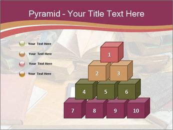 Tablet VS Books PowerPoint Template - Slide 31