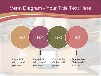 Tablet VS Books PowerPoint Template - Slide 32