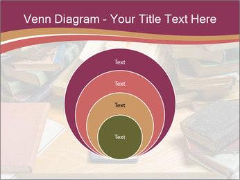 Tablet VS Books PowerPoint Template - Slide 34