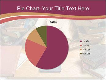 Tablet VS Books PowerPoint Template - Slide 36