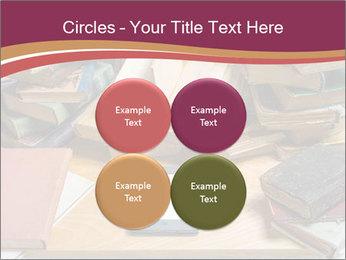 Tablet VS Books PowerPoint Template - Slide 38