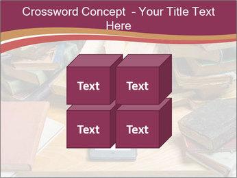 Tablet VS Books PowerPoint Template - Slide 39